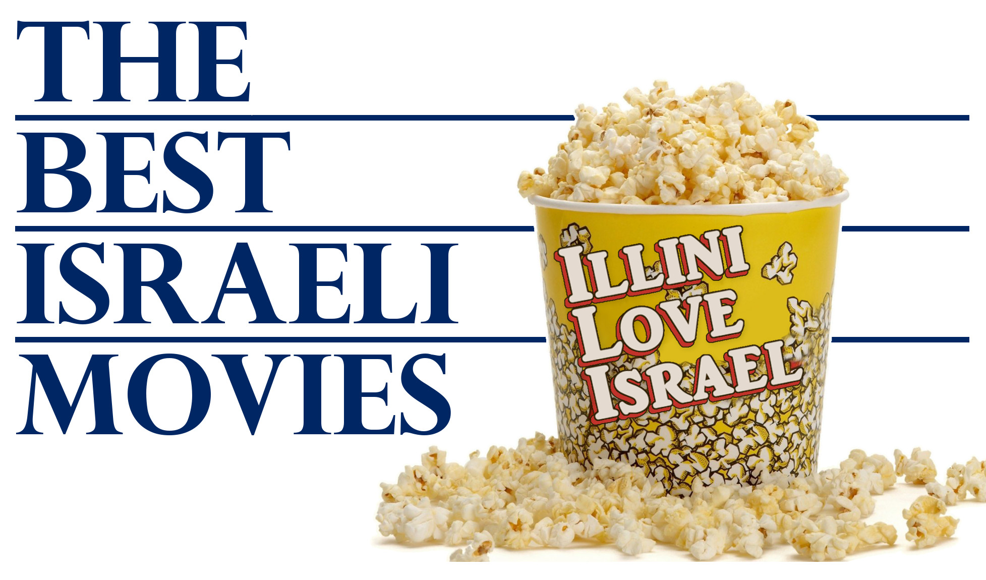 Amazing Israeli Movies to Binge-Watch this Weekend
