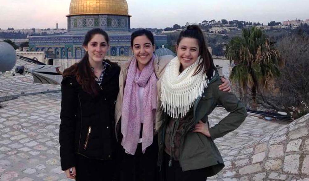 Defining my Own Israel Narrative by Leah Berlowe