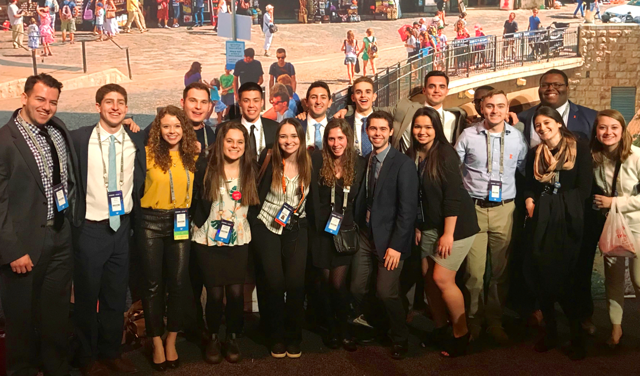 Reflections AIPAC Policy Conference 2018 Zach Becker